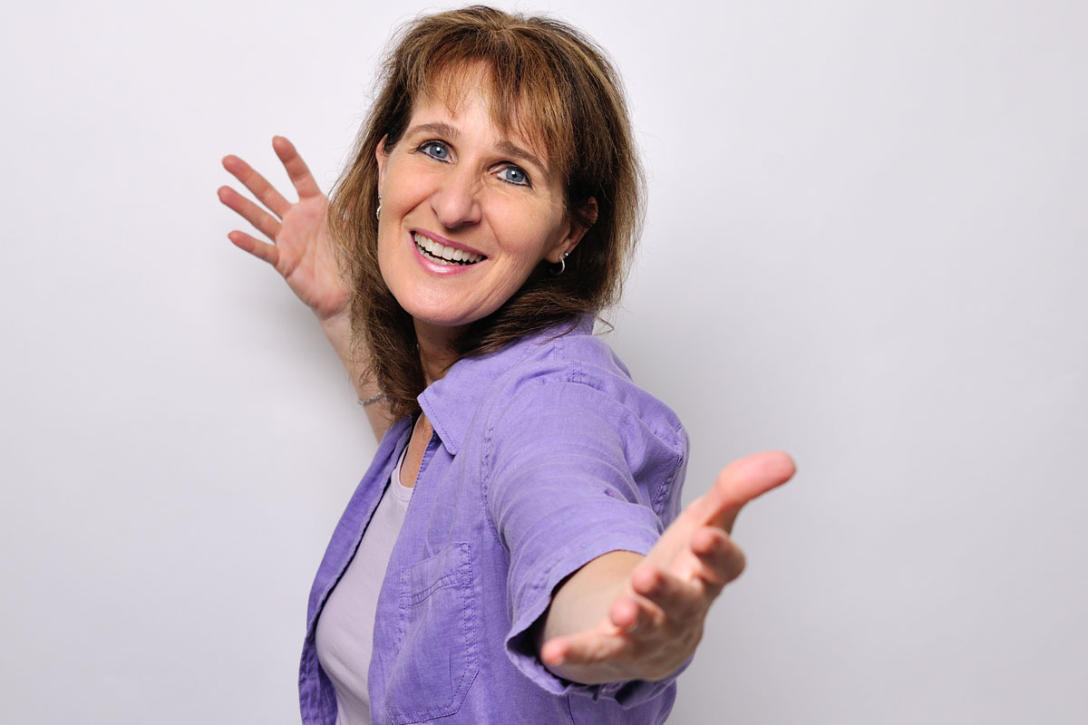 Erfolgreich selbststaendig Online Kurs Workshop Helene Umiker Begeisterung