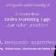 Erfolgreich selbststaendig mit Helene Umiker - 5 kostenlose Online Marketing Tipps