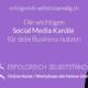 Erfolgreich selbststaendig mit Helene Umiker - die wichtigsten Social Media Kanaele